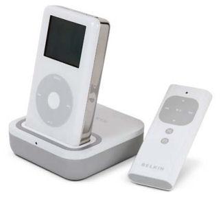 Belkin TuneCommand iPod dock