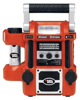 Black &#038; Decker Stormstation