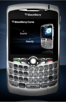 Blackberry Curve Smartphone from RIM