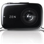 Zen Stone MP3 Player from Creative Labs