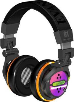 Neon Genesis Evangelion headset