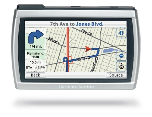 Harman Kardan GPS-300 Guide+Play GPS