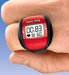 Heart Monitor Ring