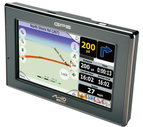 Mio Digiwalker C520 GPS