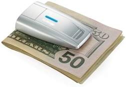 Money Clip Flash drive from Memorex