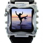 MP4 Player Watch