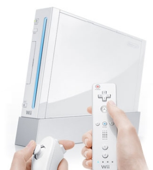 Nintendo Wii led game console sales for April