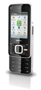 Nokia N81 Slider phone