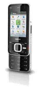 Nokia N81 Slider phone