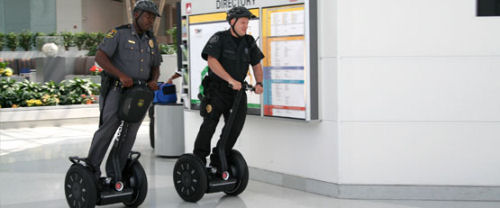 NYPD purchases 10 Segway Personal Transportors for police patrol