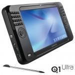 Samsung Q1 Ultra UMPC Unveiled