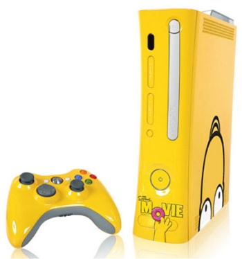 Simpsons Xbox 360