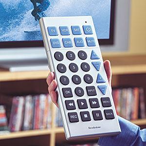 Super Sized Remote Control