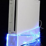 Wii Crystal Cooler Looks and Acts Cool