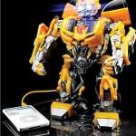 Beatmix Bumblebee Speaker
