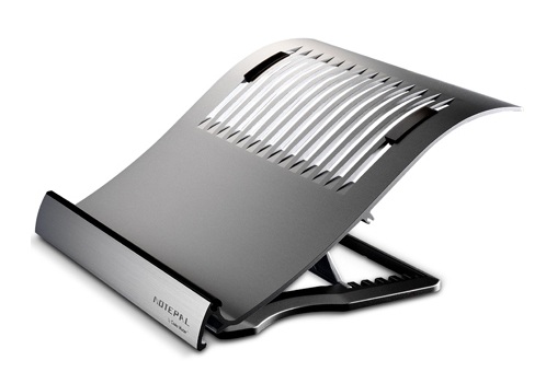 CoolerMaster NotePal S fanless notebook stand