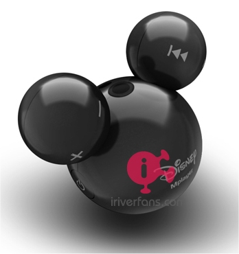 Disney Mplayer MP3 player from iRiver