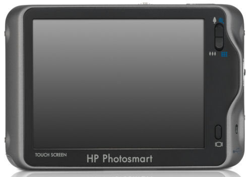 HP Photosmart R937 large touch screen