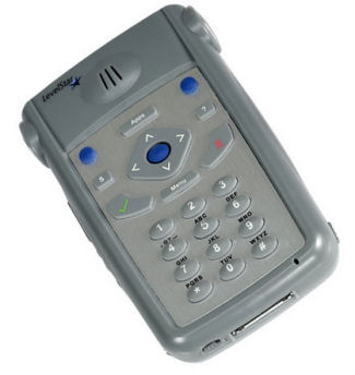 Icon Mobile Manager PDA for the visually impaired from Levelstar