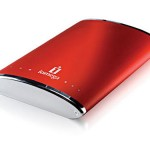 Shiny Red Iomega eGo USB Hard Drive Debuts