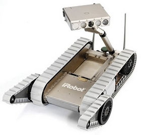 iRobot and Tazer to team up to make robots for miilitary and police