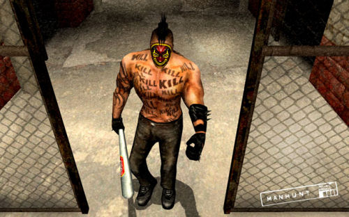 Manhunt 2 video game has been banned due to violence in some countries