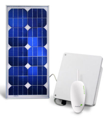 Meraki Outdoor Wifi Repeater with solar power