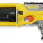 Nerf Maverick Six-Shooter Sidearm