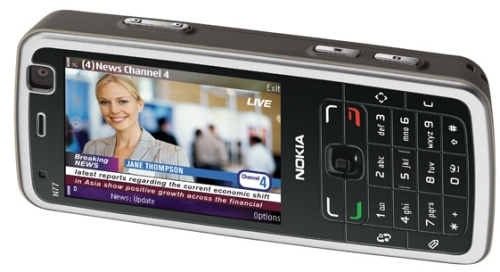 Nokia N77 launched in Finland with mobile TV