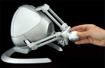 Novint Falcon 3 dimensional controller