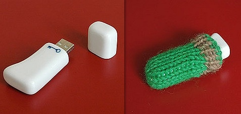 Porcelain USB Flash Drive