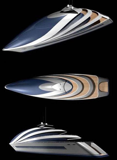 Poseidon 180 Superyacht