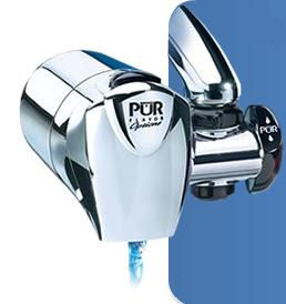 PUR Flavor Options create flavored water