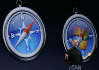 Safari for Windows has over 1 million downloads in first 48 hours