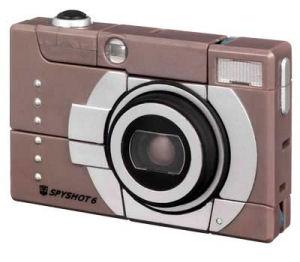 Spy Shot 6 Transformers as a camera
