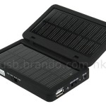 Portable Universal Solar Charger from Brando