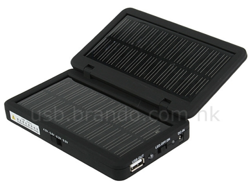 Universal Solar Charger from Brando