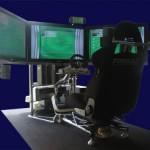 VRX Triple Screen Racing Simulator