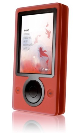 Red Zune