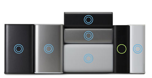 My Book storage solutions from Western Digital increased its lineup to include 750GB and 1.5TB