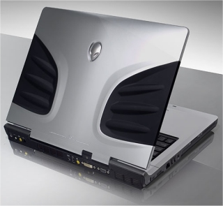 Alienware Notebooks with Solid State Drives