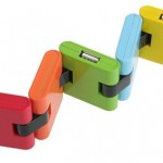 Brando Chromatic USB Hub