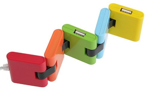 Chromatic USB Hub from Brando