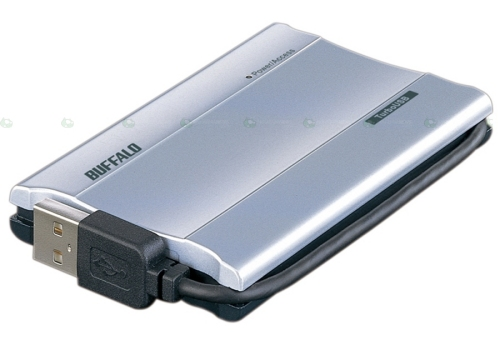 Buffalo SHD-UH Solid State 56GB portable drive