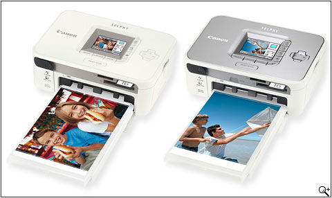Canon SELPHY CP740 printer