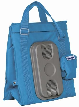 CarryCool Tote Bag refrigerates its contents
