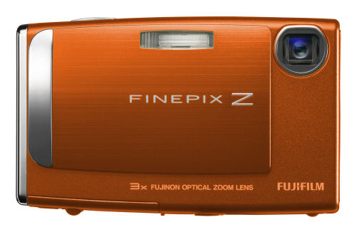 Fujifile FinePix Z10fd digital camera