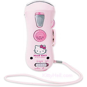 Hello Kitty Emergency Gadget
