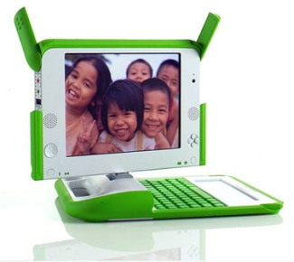 Intel joins OLPC intiative to provide laptops to 3rd world children