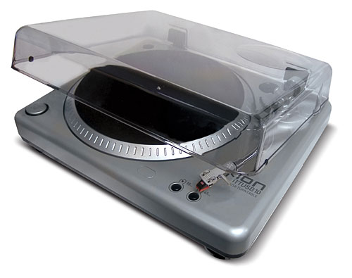 Ion Audio iTTUSB10 USB turntable